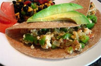 Fiesta Breakfast Taco Fiesta Breakfast Taco