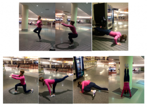travel workout