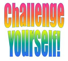 challenge yourself Challenge Yourself