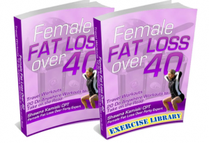 female fat loss over forty travel workout