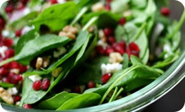 holidayeatingweightlosssalad thumb Do's and Don'ts of Holiday Eating