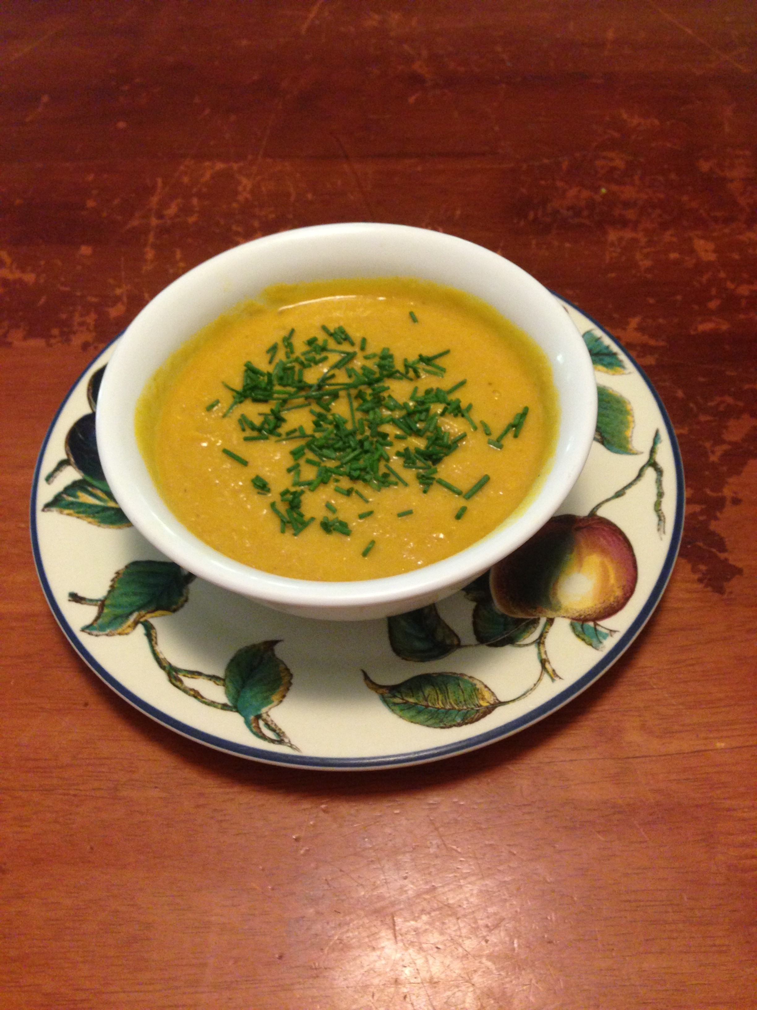 paleo pumpkin soup e1394705419677 Eating for Fat Loss is NEVER boring!