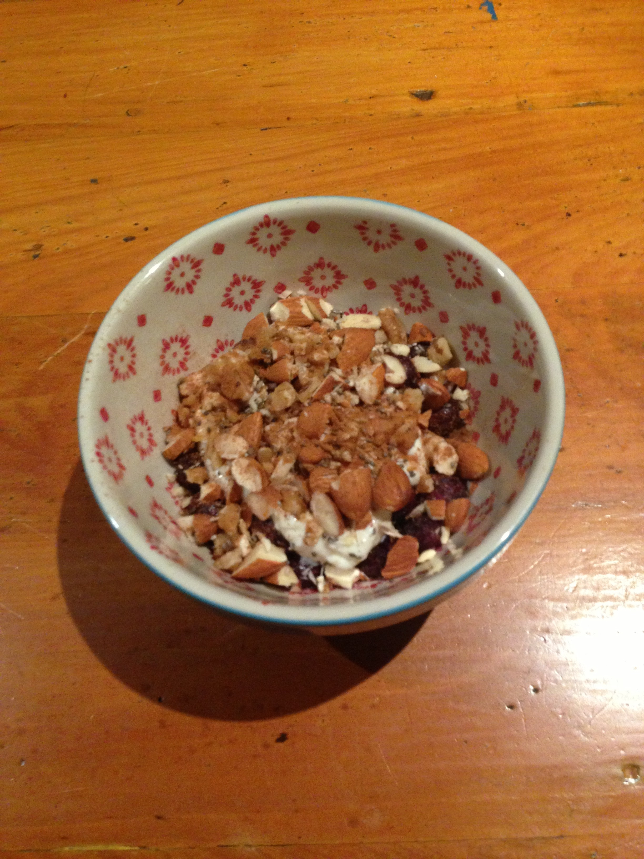 paleo yoghurt breakfast e1394705659499 Eating for Fat Loss is NEVER boring!