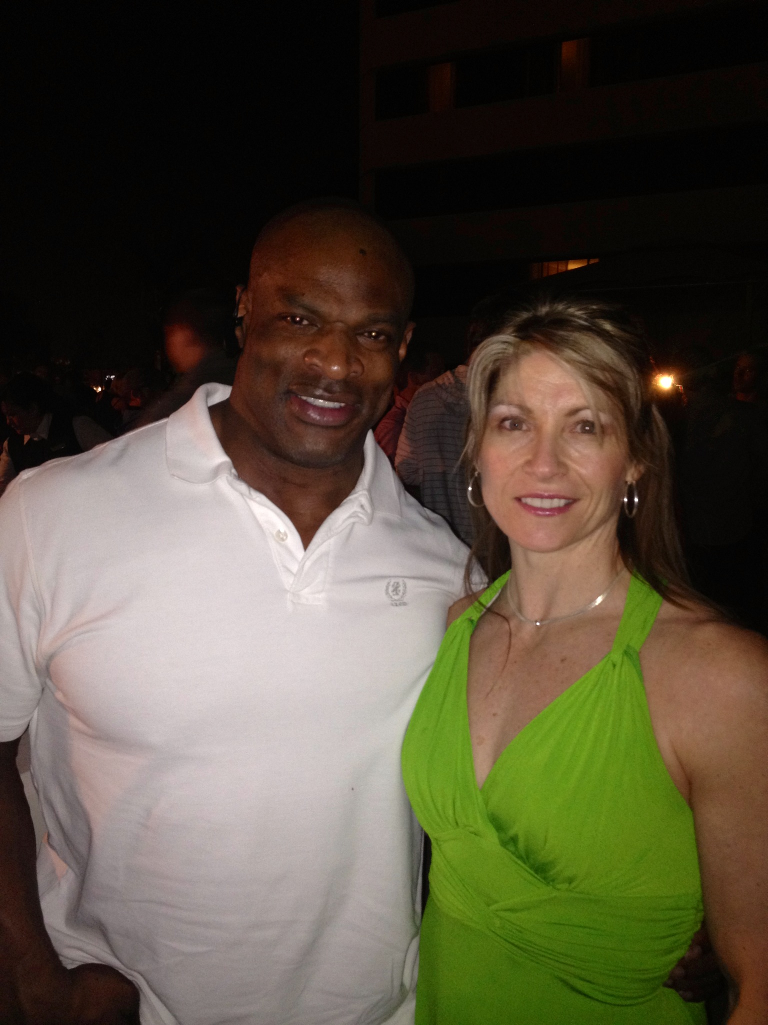 ronnie coleman and me – Fitness, Fatloss Tips and Ideas